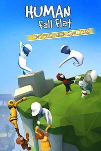 Carátula para el juego Human Fall Flat de Xbox One
