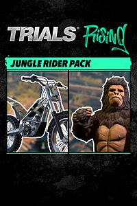 Carátula del juego Trials Rising - Jungle Rider Pack