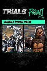 Carátula del juego Trials Rising - Jungle Rider Pack