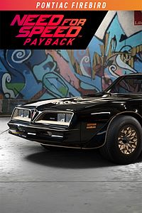 Carátula del juego Need for Speed Payback: Pontiac Firebird Superbuild