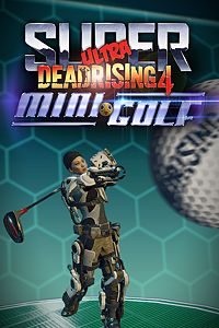 Carátula del juego Super Ultra Dead Rising 4 Mini Golf