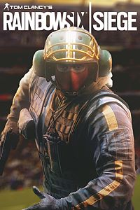 Carátula para el juego Tom Clancy's Rainbow Six Siege: Bandit Football Helmet de Xbox 360