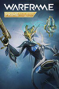 Carátula del juego Warframe: Banshee Prime Access Pack