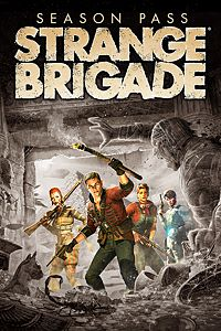 Carátula para el juego Strange Brigade Season Pass de Xbox 360