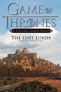 Carátula del juego Game of Thrones - Episode 2: The Lost Lords de Xbox One