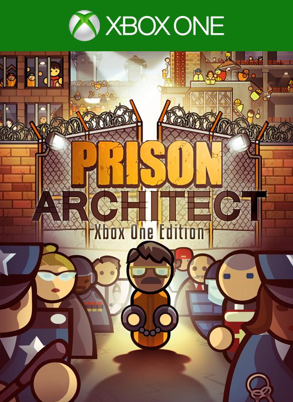 Prison Architect boxshot