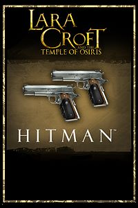 Carátula del juego Lara Croft and the Temple of Osiris: Hitman Pack de Xbox One