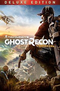Carátula del juego Tom Clancy's Ghost Recon Wildlands - Deluxe Edition