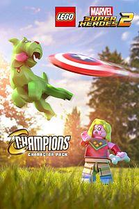 Carátula del juego Champions Character Pack