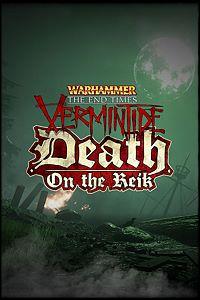Carátula del juego Warhammer Vermintide - Death on the Reik