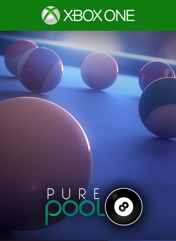 Pure Pool boxshot
