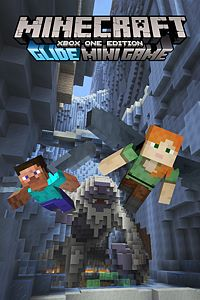 Carátula del juego Minecraft Glide Beasts Track Pack de Xbox One