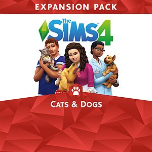 The Sims™ 4 Cats & Dogs Xbox One