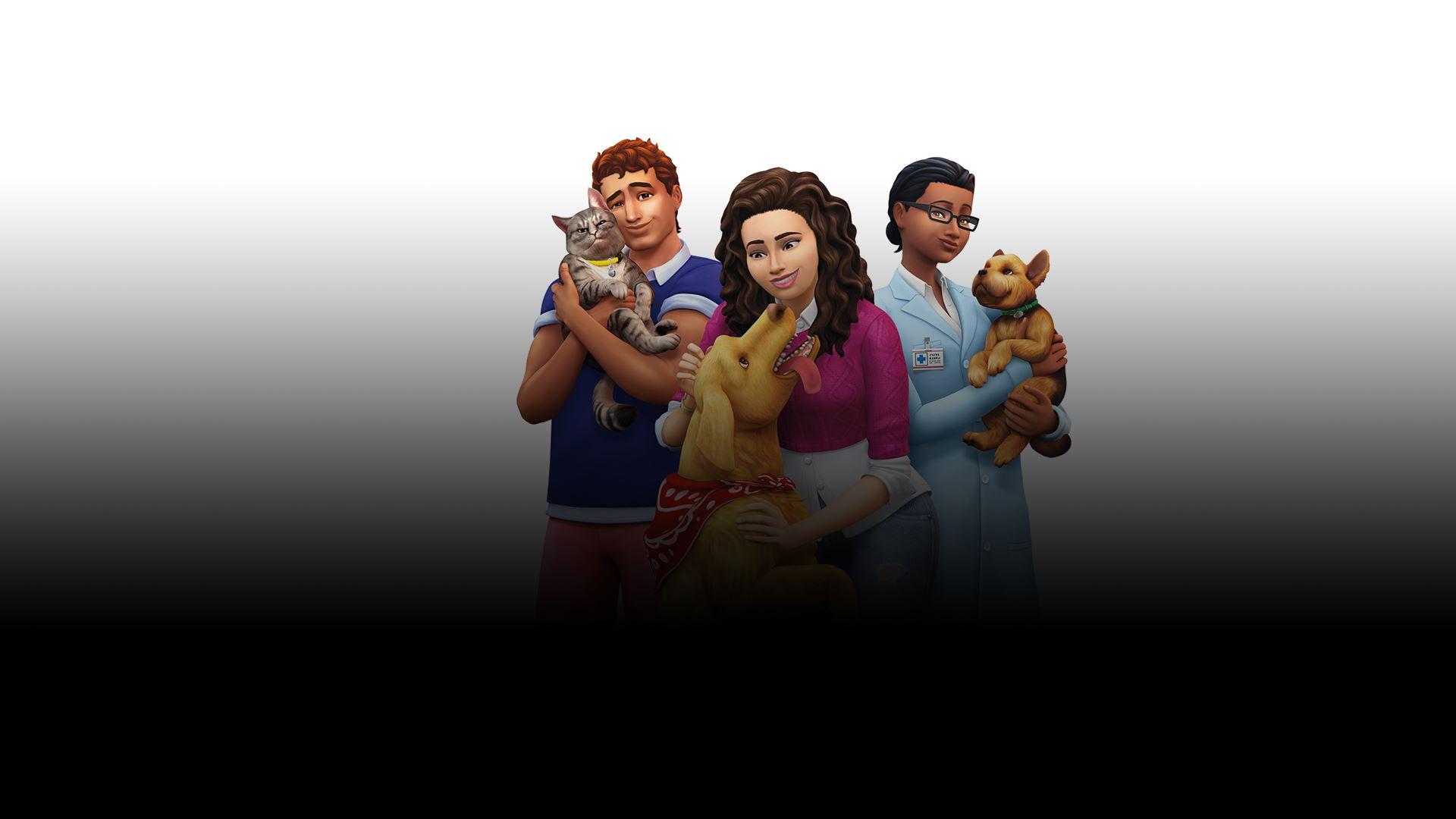 The Sims™ 4 Kissat ja koirat