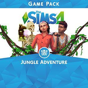 The Sims™ 4 Jungle Adventure  Xbox One