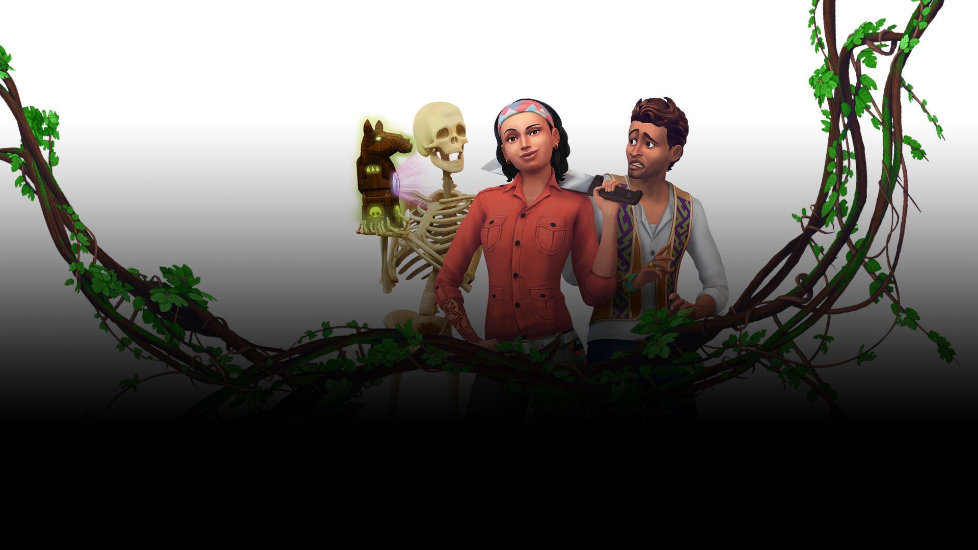 The Sims™ 4 Viidakossa