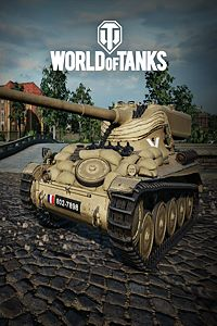 Carátula del juego World of Tanks - HMH AMX 13 57