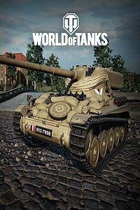 Carátula del juego World of Tanks - HMH AMX 13 57