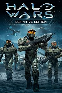 Carátula del juego Halo Wars: Definitive Edition para Xbox One