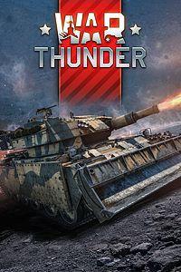 Carátula del juego War Thunder - Centurion Mk.5 AVRE Pack