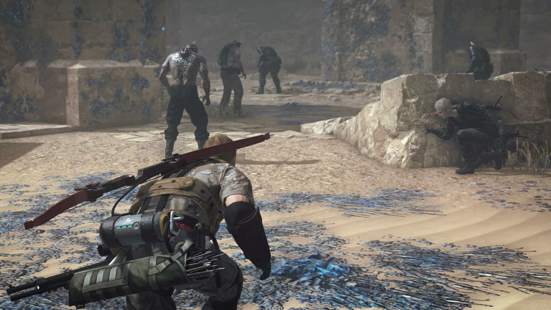 Metal Gear Survive Install Size Screenshot