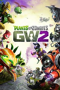 Carátula del juego Plants vs. Zombies Garden Warfare 2