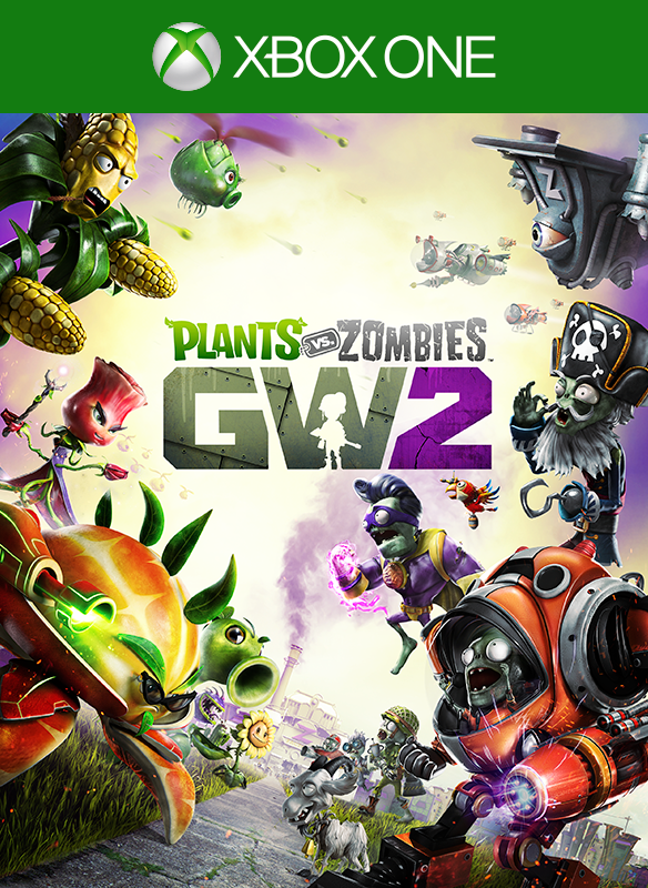 Plants vs Zombies Garden Warfare 2 boxshot