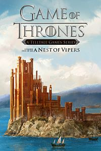 Carátula del juego Game of Thrones - Episode 5: A Nest of Vipers de Xbox One