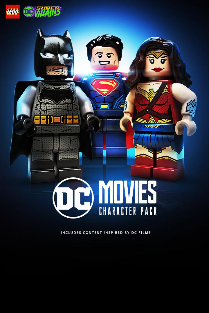 lego dc super villains deluxe edition xbox