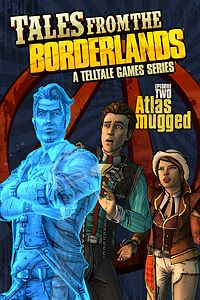 Carátula del juego Tales from the Borderlands - Episode 2: Atlas Mugged de Xbox One