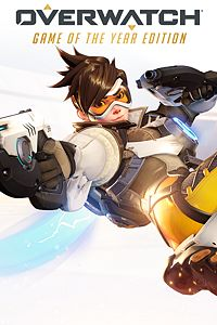 Carátula del juego Overwatch Game of the Year Edition de Xbox One