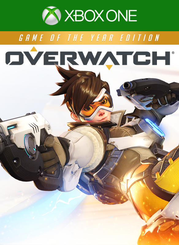 Overwatch® Game of the Year Edition boxshot