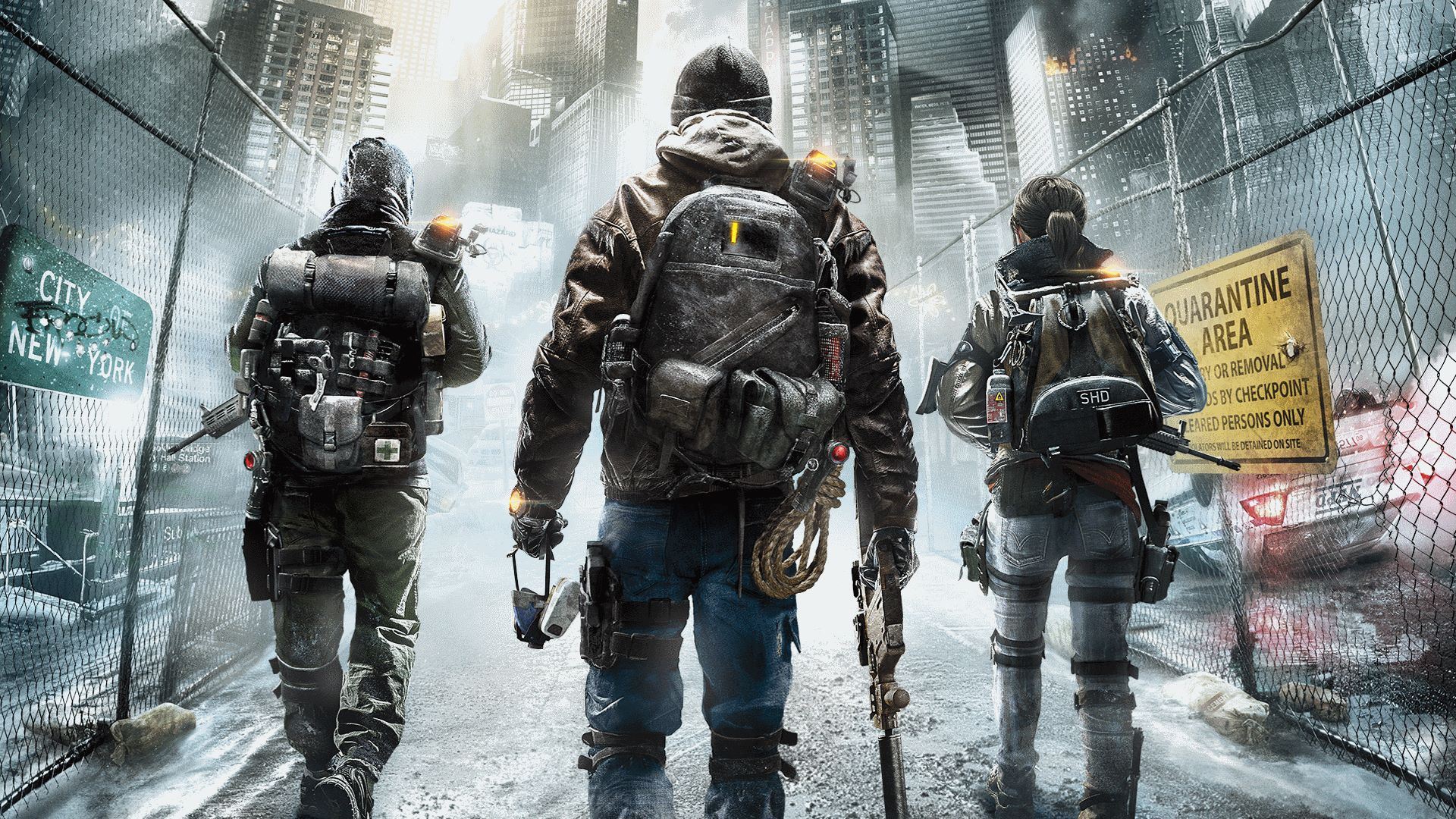 Tom Clancy's The Division  Pre-Order