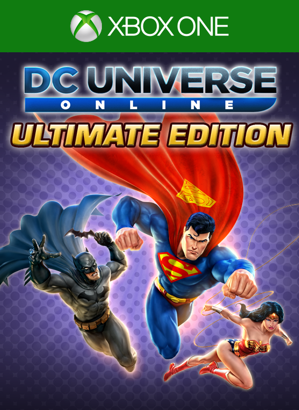 DC Universe Online: Ultimate Edition