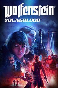 Carátula para el juego Wolfenstein: Youngblood de Xbox 360