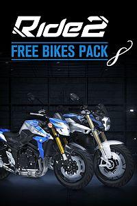Carátula del juego Ride 2 Free Bikes Pack 8