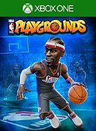 NBA Playgrounds boxshot