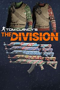 Carátula del juego Tom Clancy The Division Let it Snow Pack
