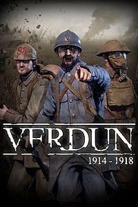 Carátula del juego Verdun