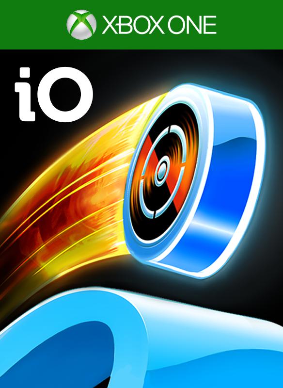 iO boxshot