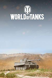 Carátula del juego World of Tanks - Citadel Tiger I
