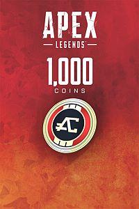 Carátula del juego Apex Legends – 1,000 Apex Coins