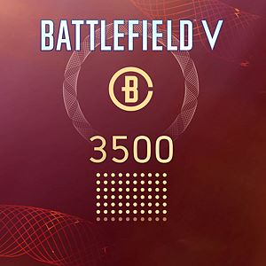 Battlefield™ V - Battlefield Currency 3500 Xbox One
