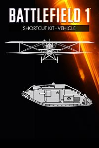 Carátula del juego Battlefield 1 Shortcut Kit: Vehicle Bundle