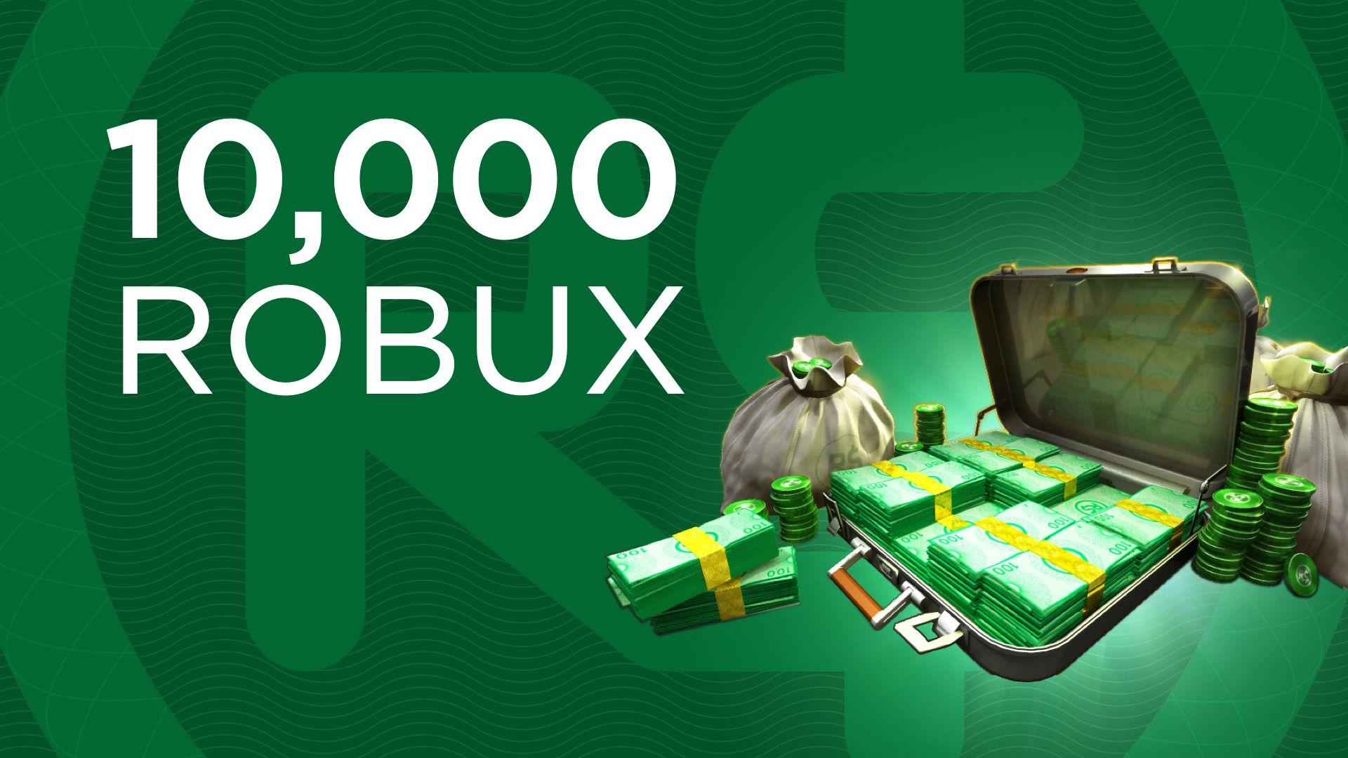 Buy 10000 Robux For Xbox Microsoft Store En Gb Roblox 1k