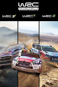 Carátula del juego WRC Collection FIA World Rally Championship para Xbox One