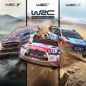 WRC Collection FIA World Rally Championship Xbox One