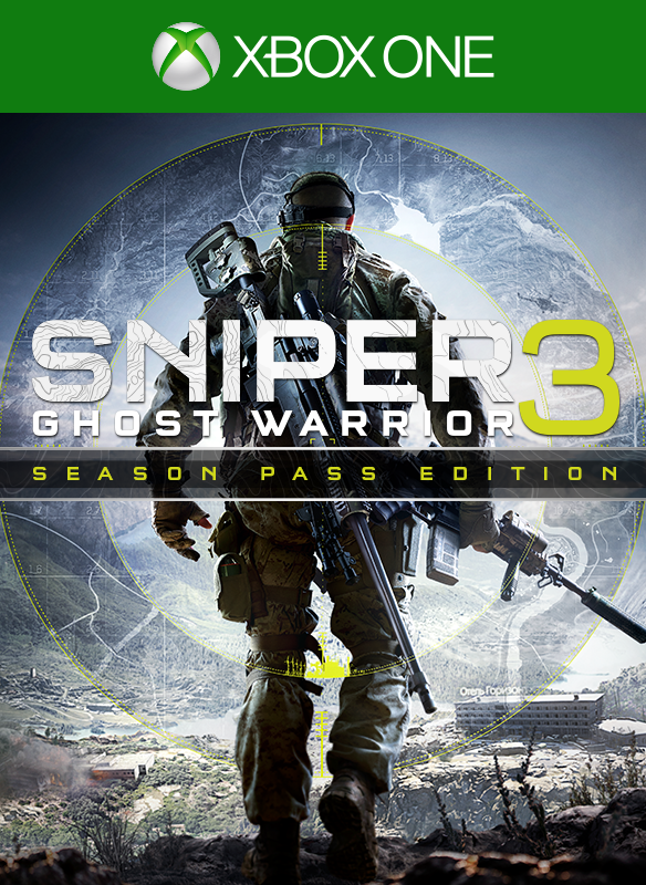 Sniper Ghost Warrior 3 boxshot
