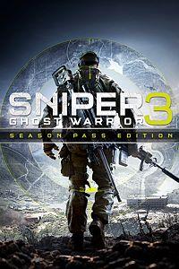 Carátula para el juego Sniper Ghost Warrior 3 Season Pass Edition de Xbox 360