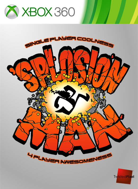 Splosion Man boxshot